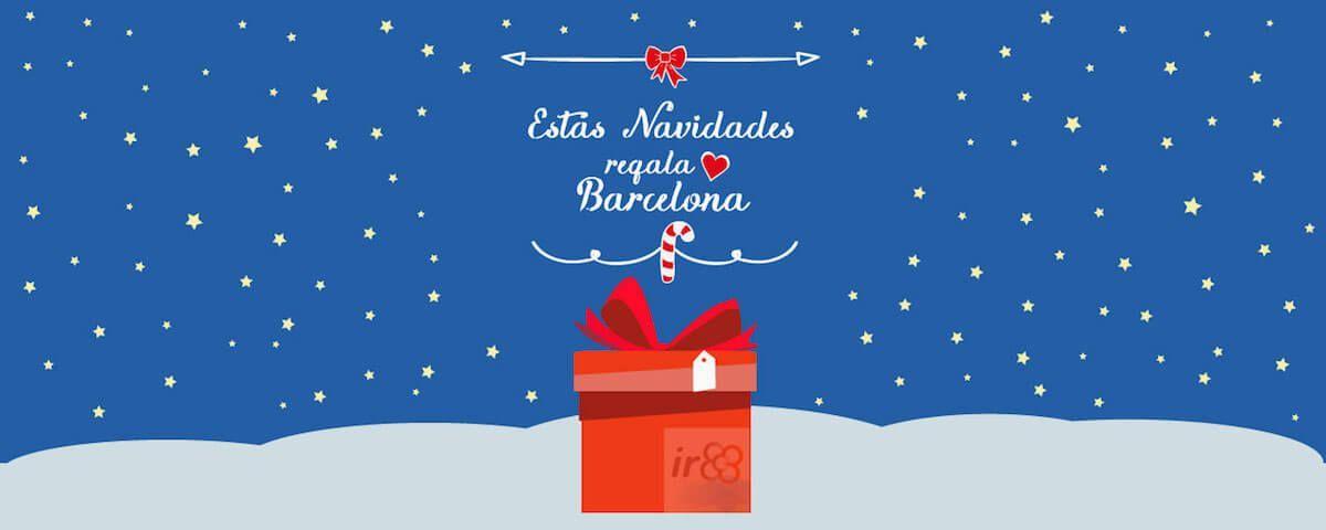 Regalo Navidad Barcelona