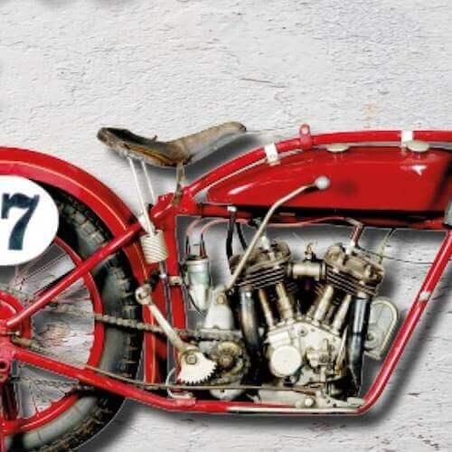 Retro Moto Barcelona