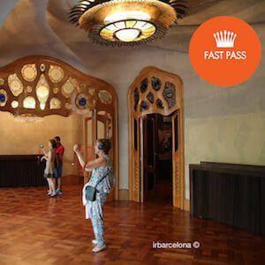 entradas Casa Batlló Fast Pass