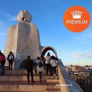 entradas Casa Milà Premium