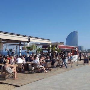 chiringuitos de Barcelona