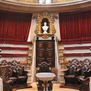 entradas Anfiteatro Anatómico Siglo XVIII Barcelona