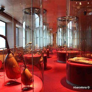entradas Museo de la Música de Barcelona