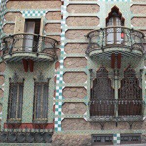 entradas Casa Vicens