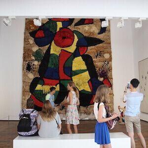 entradas Fundación Joan Miró