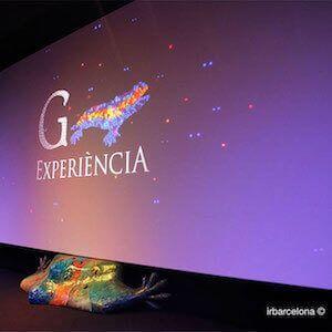 entradas Gaudí Experiencia