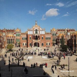 tickets Recinto Modernista Sant Pau