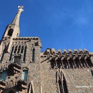 entradas Torre Bellesguard