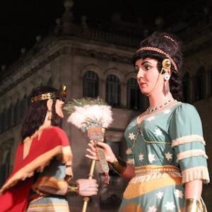 Fiestas y tradiciones en Barcelona