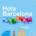 Hola Barcelona Travel Card
