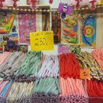 caramelos Feria Navidad Sagrada Familia