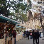 paradas Feria Navidad Sagrada Familia