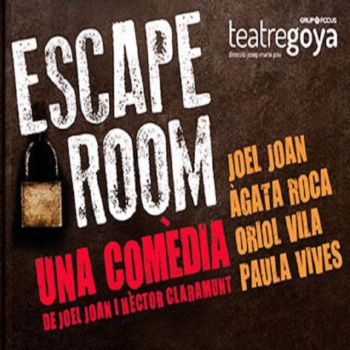 Escape Room teatro