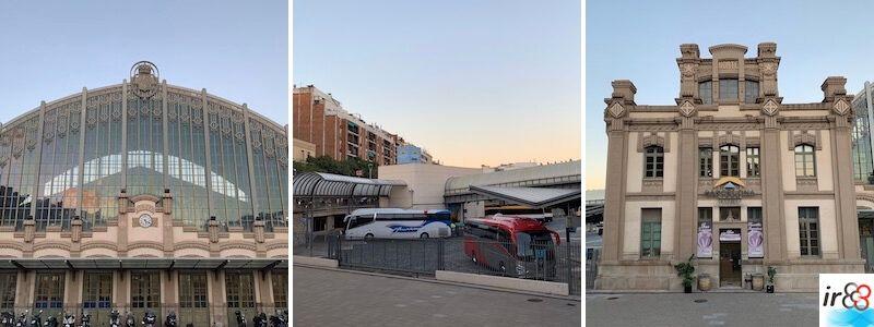 Estación del Norte de Barcelona (Estació Nord)