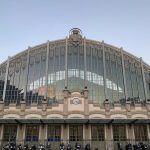 fachada Estación del Norte Barcelona