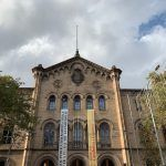 fachada EdificioUniversidad de Barcelona