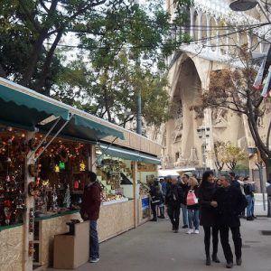 Mercatino di Natale della Sagrada Familia