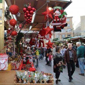 Fiera di Santa Lucia Barcellona