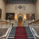 interior del Edificio Histórico de la Universidad de Barcelona