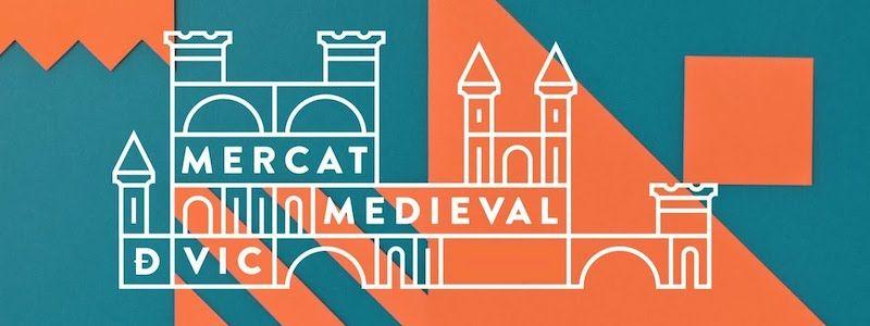 Mercado y Feria Medieval de Vic 2018