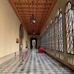 pasillo Edificio Histórico UB