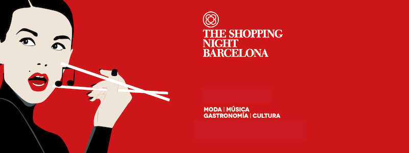 The Shopping Night Barcelona Paseo de Gracia