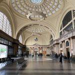 vestíbulo Estación de Francia de Barcelona
