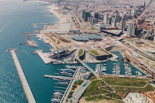 Vuelo Panorámico sobre Barcelona