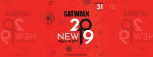Silvesterparty Catwalk