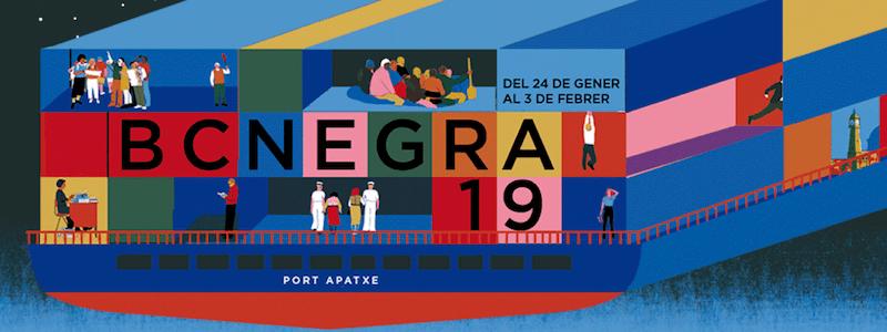 BCNegra 2019: Novela Negra Barcelona
