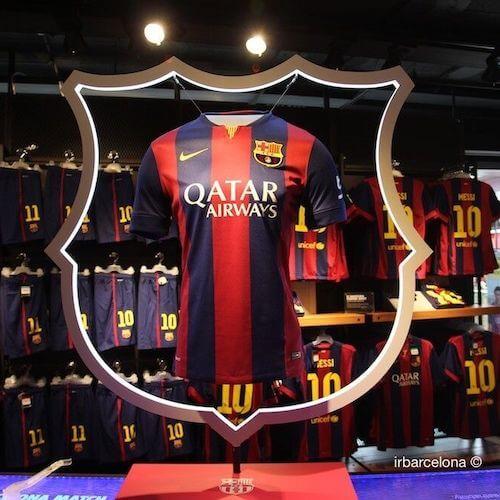 museo y estadio F.C. Barcelona