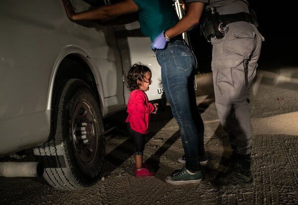 Mejor foto del Año World Press Photo 2019