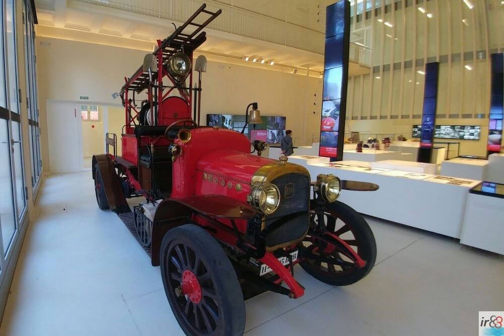 coche de bomberos La Genoveva (1923)