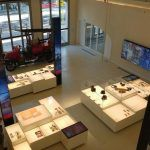 sala colección permanente Espai Bombers