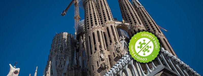 tour fachada Sagrada Familia