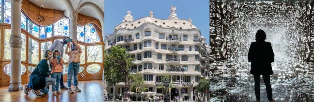 visita Casa Batlló y Casa Milà