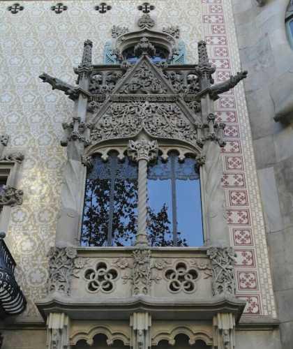 tour modernismo Barcelona