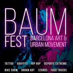 Baum Festival Barcelona