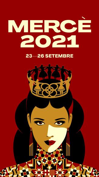 cartel La Mercè 2021