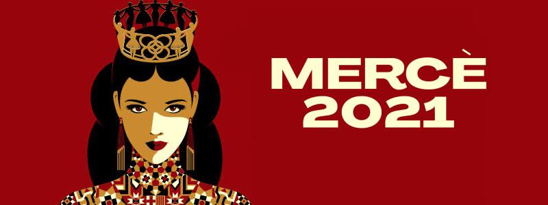Fiesta Mayor Barcelona La Mercè 2021