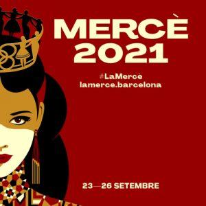 Fiesta Mayor de Barcelona La Mercè 2021
